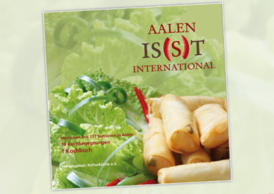 Aalen is(s)t international