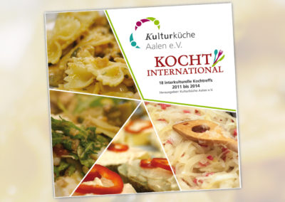 Kulturküche Aalen kocht international