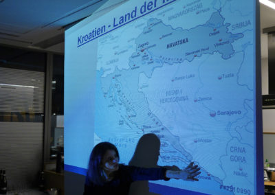"""21. März 2016 I """"Konobo moja – ein Abend an der dalmatischen Küste"""""""
