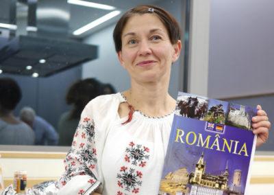 16. November 2015 I Sarmale, Mamaliga und andere Spezialitäten aus der rumänischen Küche